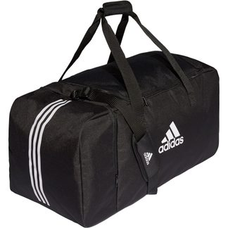 adidas - Tiro Duffel Bag L black white