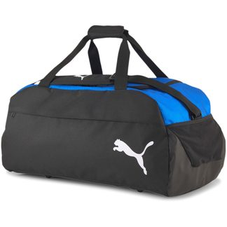 Puma - teamFINAL 21 Teambag M Duffel Bag electric blue lemonade puma black