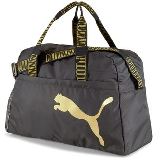 Puma - Active Training Essential Grip Bag Damen puma black metallic gold