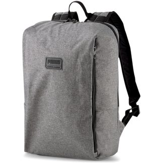 Puma - City Backpack medium gray heather