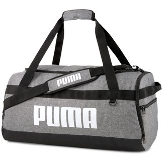 Puma - Challenger Duffel Bag M medium gray heather