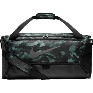 Nike - Brasilia Training Duffel light smoke grey black mtlc cool