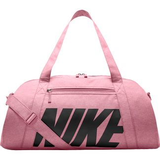 Nike - Gym Club Training Duffel Bag desert berry black
