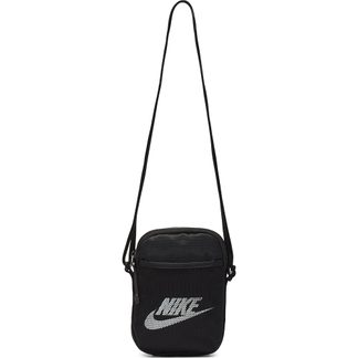 Nike - Heritage Cross-body Bag Small Unisex black white