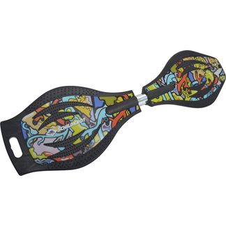 Schildkröt Fun Sports - Waveboard Good Vibes Graffiti