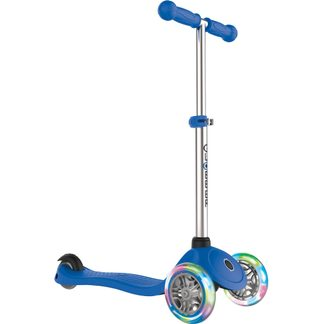 Globber - Primo Lights Scooter Kinder navy blue