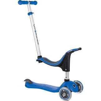 Globber - Evo 4 in 1 V2 Scooter Kinder navy blue