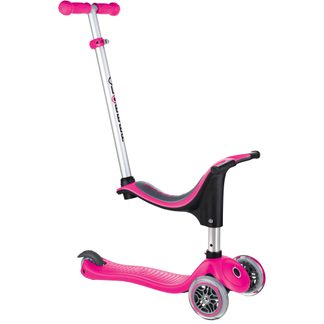 Globber - Evo 4 in 1 V2 Scooter Kinder deep pink