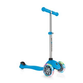 Globber - Primo V2 Lights Scooter Kinder sky blue