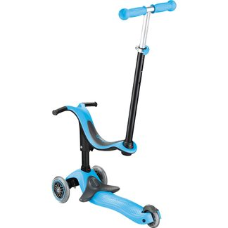 Globber - GO UP Sporty Plus Scooter Kinder sky blue
