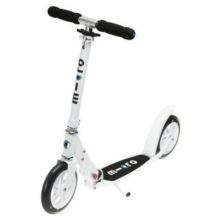 Micro - Scooter white