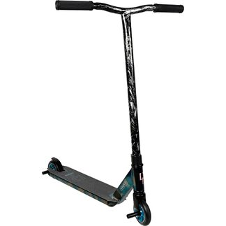 Hades - Ares 21 Scooter chrome cloudy charcoal teal