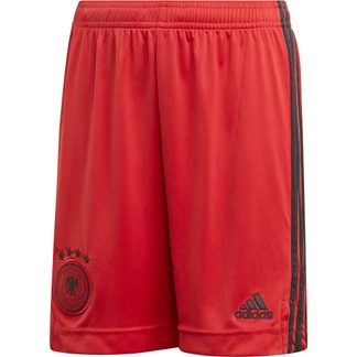 adidas - DFB Home Torwart Shorts EM 2020 Jungen glory red