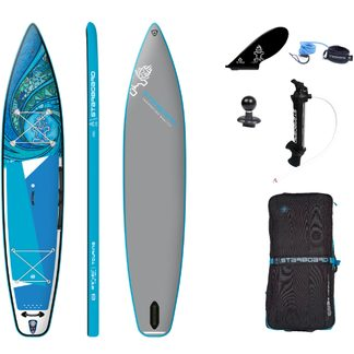 Starboard - Touring Tikhine Wave Deluxe Single Chamber 12'6