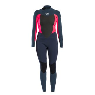 Rip Curl - Omega Back Zip 3/2 Wetsuit Women neon pink