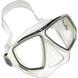 Aqua Lung Sport - Oyster LX Diving Mask Unisex arctic white