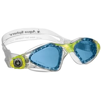 Aqua Sphere - Kayenne Jr. Schwimmbrille clear lime