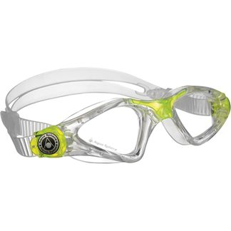 Aqua Sphere - Kayenne Junior Swimmings Goggles clear lens lime