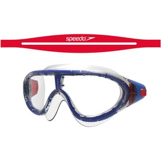 Speedo - Biofuse Rift Junior Goggles red clear