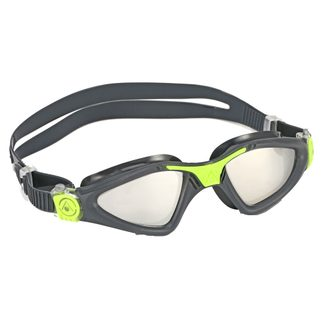 Aqua Lung Sport - Kayenne Goggles Unisex mirrored lens grey lime