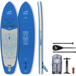 Indiana SUP - Family Pack Blue 10'6''x32