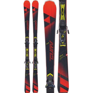 Fischer - RC4 The Curv TI 18/19 with bindings