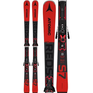 Atomic - Redster S7 20/21 with bindings