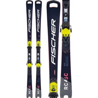 Fischer - RC4 Worldcup SC Pro WS 20/21 with bindings