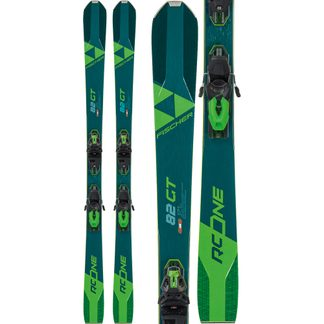 Fischer - RC One 82 GT 20/21 with bindings