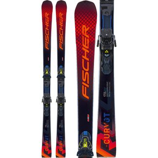 Fischer - RC4 The Curv GT 20/21 with bindings