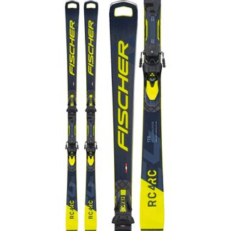 Fischer - RC4 Worldcup RC 21/22 with bindings
