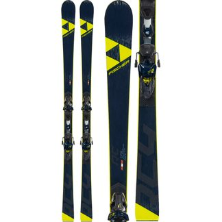 Fischer - RC4 Worldcup RC Yellow Base 19/20 with bindings