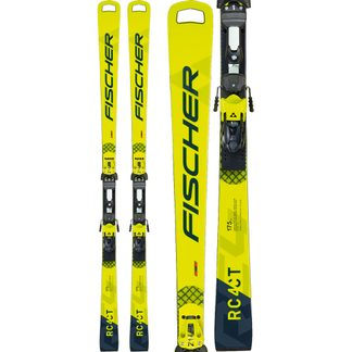 Fischer - RC4 Worldcup CT 21/22 with bindings