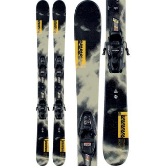 K2 - Poacher JR 20/21 (139-149cm) with bindings