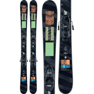 K2 - Dreamweaver 20/21 (109-129cm) with bindings