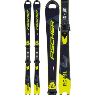Fischer - RC4 Worldcup SL JR. 20/21 130-150cm with bindings