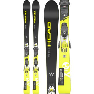 Head - Worldcup i.Race Team SLR Pro 20/21 140-160cm with bindings