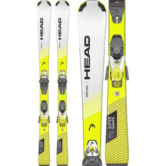 Head - Supershape SLR Pro 20/21 140-160cm inkl. Bindung