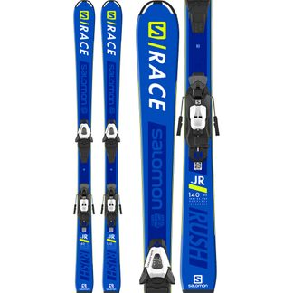 Salomon - S/Race Rush JR 20/21 120-130cm inkl. Bindung