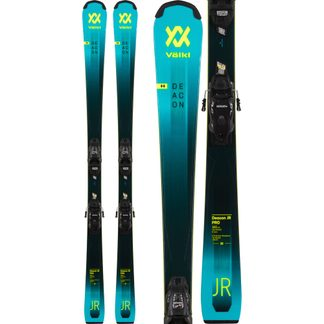 Völkl - Deacon JR Pro 20/21 120-130cm with bindings