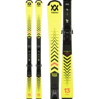Völkl - Racetiger Junior Pro 20/21 140-160cm with bindings