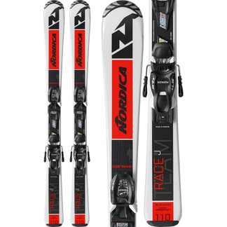 Nordica - Team J R FDT 20/21 with bindings