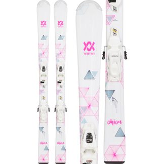 Völkl - Chica 20/21 140-160cm with bindings