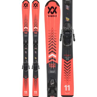 Völkl - Racetiger Junior Red 20/21 70-130cm with bindings
