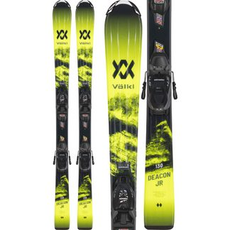 Völkl - Deacon JR 20/21 70-130cm with bindings