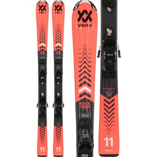 Völkl - Racetiger Junior Red 20/21 140-160cm with bindings