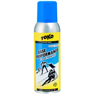 Toko - Base Perf Liquid Paraffin Blue 125 ml (Grundpreis 14,36 € / 100 ml)