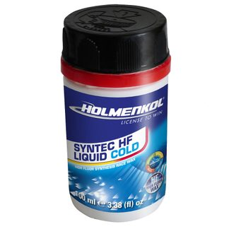 Holmenkol - Syntec Speed Liquid Cold 100ml (Grundpreis 49,95 € / 100 ml)
