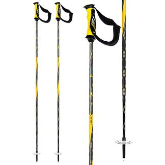 K2 - Power 10 Airfoil Carbon yellow