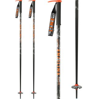 Line - Wallischstick 16/17 schwarz orange